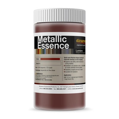 Lumiere Metallic Essence