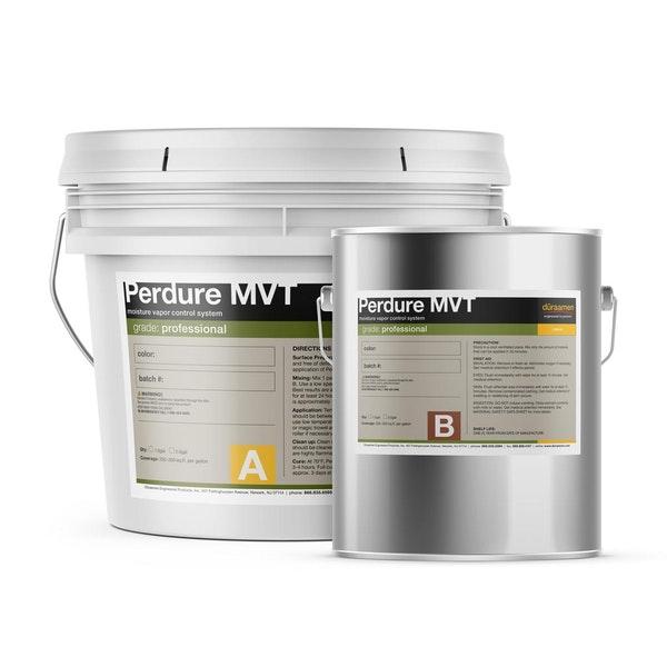 Perdure MVT+ moisture vapor control system for new concrete