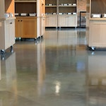 Metallic Epoxy Flooring: A Great Option for Retail Stores — Wüsthof Outlet ex. 7