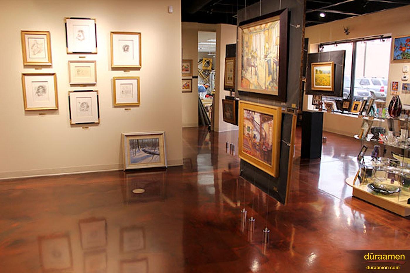 Evalyn Dunn Gallery Duraamen