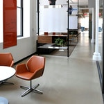 Concrete Floors Over Plywood: Weight Watchers Office Space in NYC ex. 12
