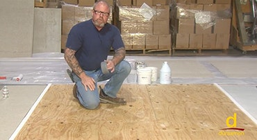 How to Install Concrete over Plywood | Part 1/4