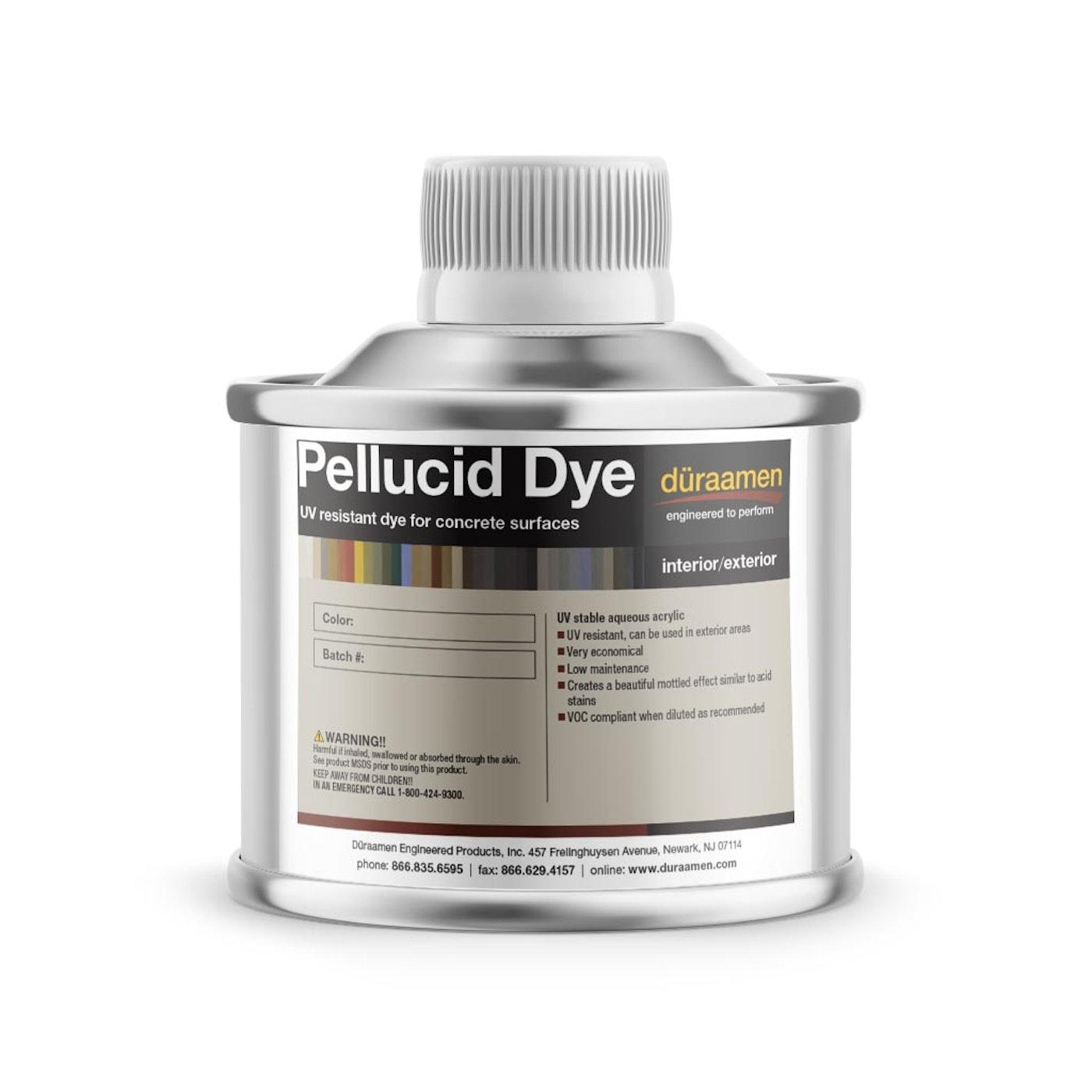 Uv Le Polished Concrete Dye
