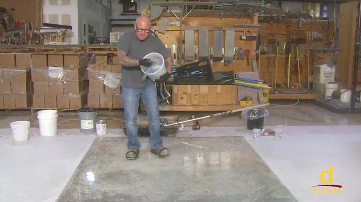 Installing a MMA Resin Flooring System