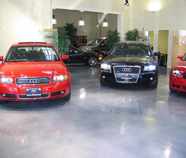 Auto Dealer Showroom, San Francisco, CA
