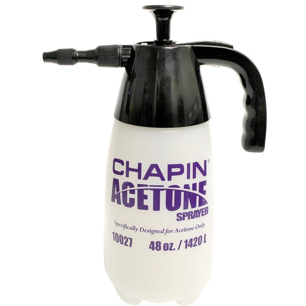 48oz. Industrial Acetone Hand Sprayer Chapin 10027