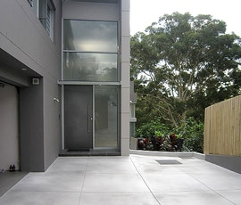 Residential Driveway, Australia