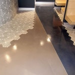 Polished Concrete Floor: Broken Rice Modern Pan-Asian Restaurant ex. 10