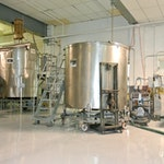 Epoxy Floor Coatings: Protecting the Concrete Floor in a Factory. ex. 2