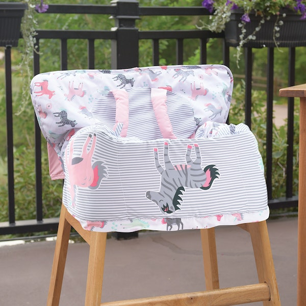Miraculous Shopping Cart High Chair Cover Horses Or Narwhals Go Pdpeps Interior Chair Design Pdpepsorg