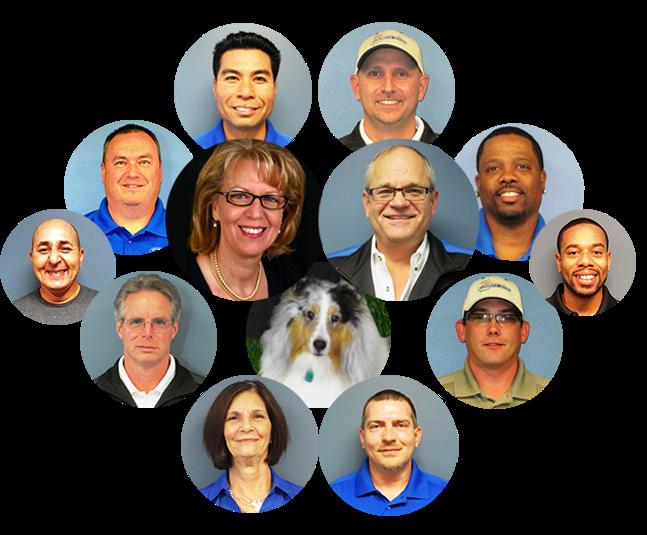 Hina Environmental Solutions Staff photo