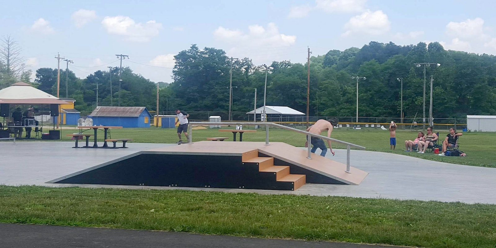 Congratulations to the winners of the Skating Competition on June 24