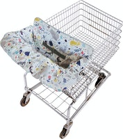 eddie-bauer shopping cart & highchair covers