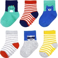 carters infant boys socks