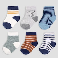 Just One You infant boys socks