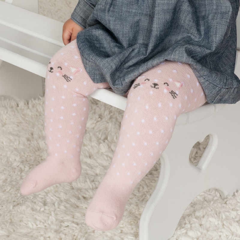 infant girl tights