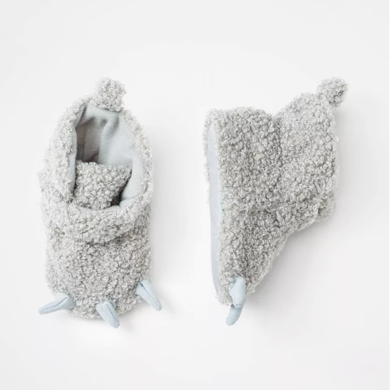 infant boy slippers
