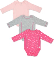 Fruit of the Loom Infant Girls Bodysuits