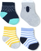 cloud-island infant boys socks