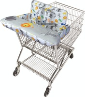 onthegoldbug shopping cart & highchair covers