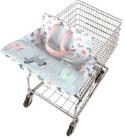 go-by-goldbug shopping cart & highchair covers