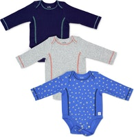 Fruit of the Loom Infant Boys Bodysuits