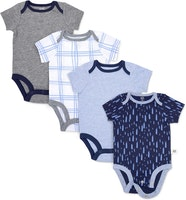 fruit-of-the-loom Infant Boys Bodysuits