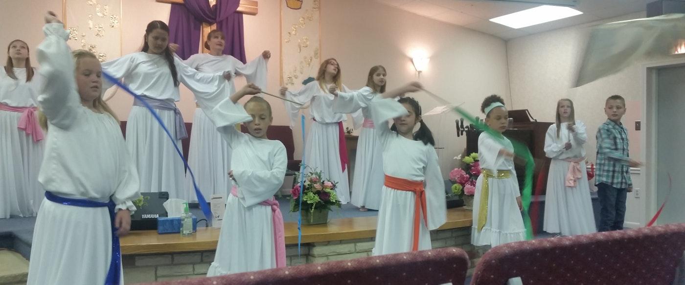 Glory Dancers