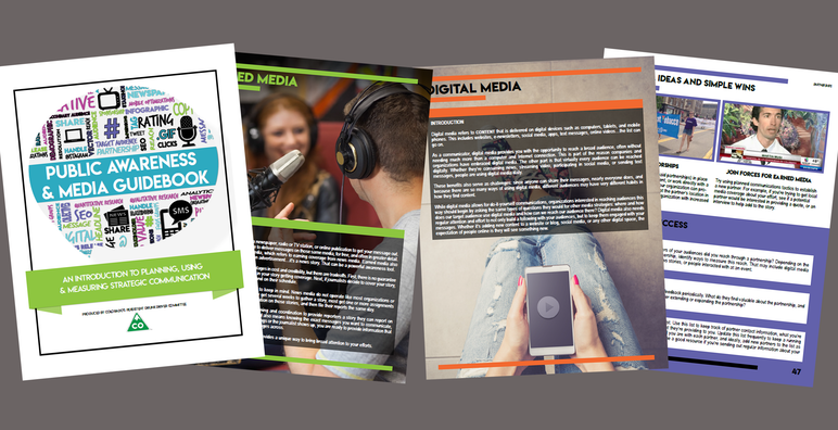 Media Guidebook for Community Awareness