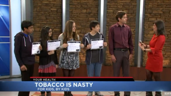 Tobacco Is Nasty