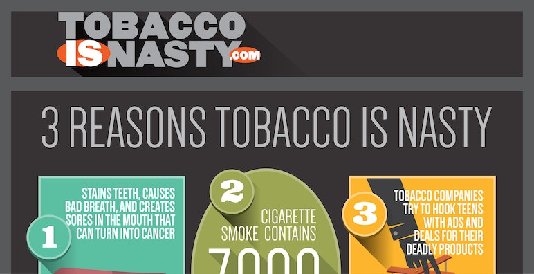 TobaccoIsNasty.com