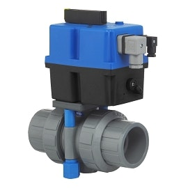 Standard On/Off Electrically Actuated Ball Valve