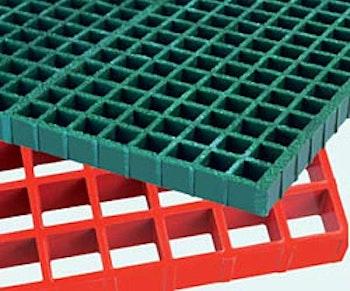 Fibergrate 174 Chemgrate 174 Aetna Plastics