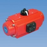 Series 79 Pneumatic Actuators