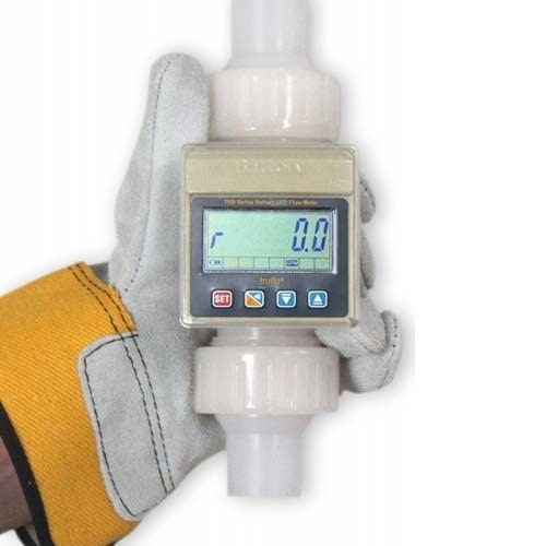 TKB SERIES- Battery Operated Paddle Wheel Flow Meter