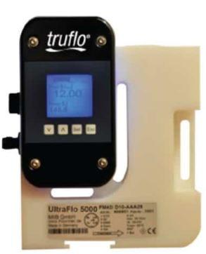 UltraFlo 5000 Series PVDF Series PVDF-PE Ultrasonic Flow meter