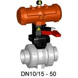 Type 231-233 Pneumatically Actuated Ball Valve