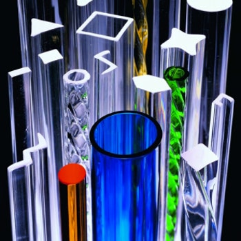 acrylic extruded rod tube and profiles aetna plastics. Black Bedroom Furniture Sets. Home Design Ideas