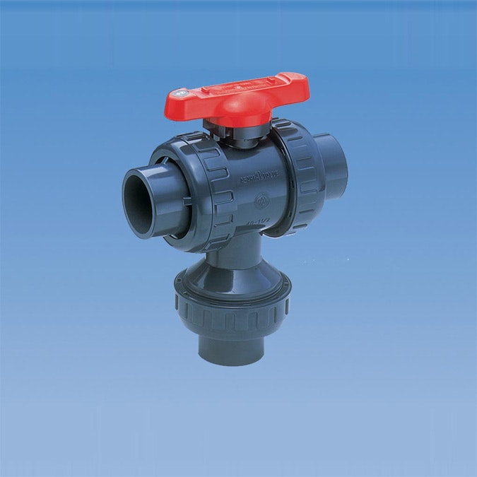 Type 23 3-Way Ball Valve