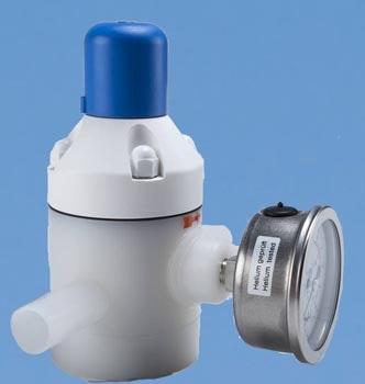 T-241 PVDF Forward Pressure Regulator