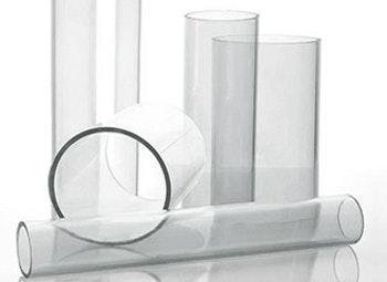 Clear PVC Piping: Aetna Plastics