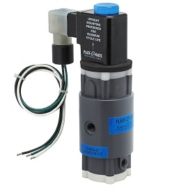 Series EASY-NO Solenoid Valve