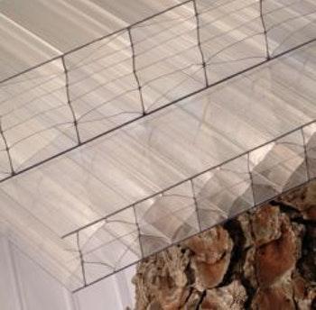 Polygal® Polycarbonate Multi-Wall Sheet: Aetna Plastics