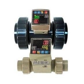 TKP SERIES - Flow Rate + Flow Totalizator + Pulse Output