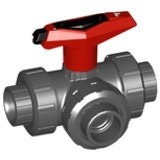Type 543 3-Way Ball Valve