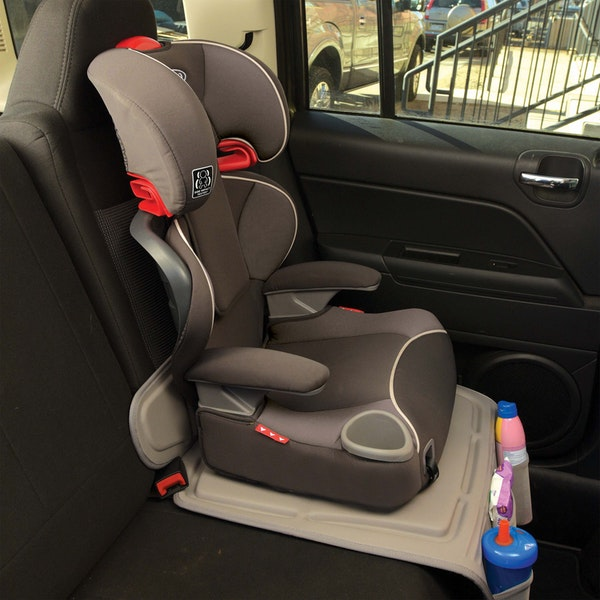 HEAVY DUTY CAR SEAT PROTECTOR | TravelBug