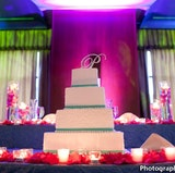 A beautiful Wedding Cake comes with every Wedding Package at The Imperia