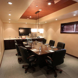 The Cristal Boardroom- perfect for a private meeting or breakout room