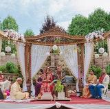 "Priya & Justin- The Wedding Central- <a href=""http://www.theweddingcentral.com/new-jersey-indian-wedding-photography-priya-justin/"">(Link)</a>"