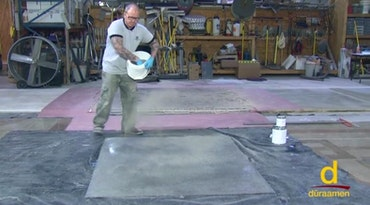 How to Install a Decorative Quartz Flooring System (thumbnail)